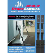 Ready America® Universal Flat Screen TV Safety Strap, 4521