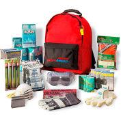 Ready America® Grab 'N Go 3 Day Essential Emergency Kit, 70380, 4 Person Backpack