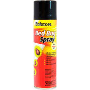 Enforcer® Bed Bug Spray, 14 oz. Aerosol Spray, 12 Cans - EBBK14