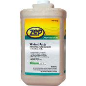 Zep Professional Walnut Paste Industrial Hand Cleaner W/ Scrubbing Shells - 4 Gal. Bottles - 1046476