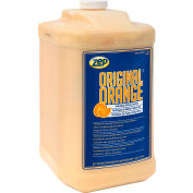 Zep Original Orange Industrial Hand Cleaner, 4 Gallon Bottles - 302824