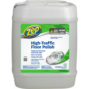 Zep® High-Traffic Floor Finish, 5 Gallon Pail - ZUHTFF5G