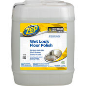 Zep® Wet Look Floor Finish, 5 Gallon Pail - ZUWLFF5G