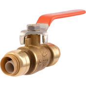 "SharkBite 22222-0000LF Ball Valve 1/2"" - Lead Free - Pkg Qty 12"