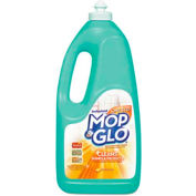 Mop & Glo® Triple Action Floor Cleaner Fresh Citrus Scent, 64 Oz. Bottle 6/Case - RAC74297CT