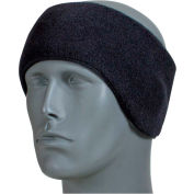 Fleece Headband, Black