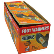 Foot Warm-up