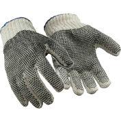 Value Dot Grip Glove, Natural - Xl - Pkg Qty 12