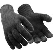RefrigiWear Thermal Touchscreen Gloves, Black, L/XL, 12 Pairs/Pack