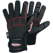 ArcticGrip™ Glove, HiVis Lime-Yellow & Black - XL