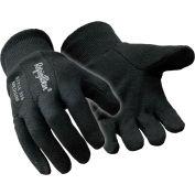 Insulated Jersey Glove, Brown - Medium - Pkg Qty 12