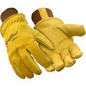 Pigskin Glove, Gold - Large