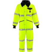 L2 HiVis™ Minus 50 Suit Regular, HiVis Lime-Yellow - 4XL