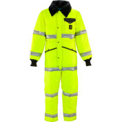 L2 HiVis™ Minus 50 Suit Regular, HiVis Lime-Yellow - Large