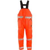L2 HiVis™ Iron-Tuff™ High Bib Overall Tall, HiVis Orange - 5XL