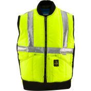 L2 HiVis™ Iron-Tuff™ Vest Regular, HiVis Lime-Yellow - 2XL