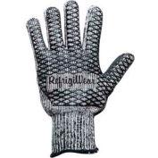 Premium Glacier Grip Glove, Black - Large - Pkg Qty 12