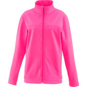 RefrigiWear Women's Softshell Jacket, Pink, 20°F Comfort Rating, 2XL