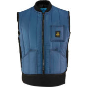 Cooler Wear Vest Regular, Navy - Medium