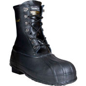Servus Double Insulated Pac Boot Regular, Black - 10