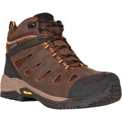 RefrigiWear® Rustic Hiker Boot, Brown, Size 10.5, 1102CRBRN105