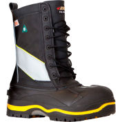 RefrigiWear Constructor Boots, Black, -60°F Comfort Rating, Size 15