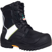 RefrigiWear Ice Rebel Boots, Black, -20°F Comfort Rating, Size 10