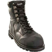 RefrigiWear Titanium Boot Wide, Black - 10.5