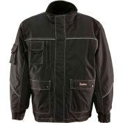 ErgoForce™ Jacket Tall, Black - 2XL
