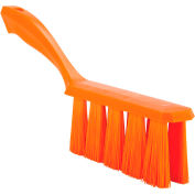 Vikan 45857 UST Bench Brush- Medium, Orange