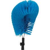 Vikan 53713 Overhead Brush- Medium, Blue