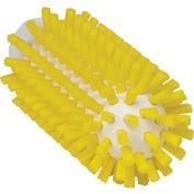 """Vikan 5380-50-6 2.0"""" Pipe Brush- Stiff, Yellow"""