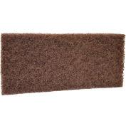 Remco 5523 Scrub Pad- Coarse, Brown
