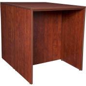 Regency Stand Up Back-to-Back Desks - Cherry - Legacy Series