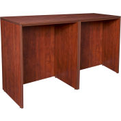 Regency Stand Up Side-to-Side Desks - Cherry - Legacy Series