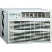 Perfect Aire 3PACH18000 Window Air Conditioner 18,000 BTU with Heat, 208/230V