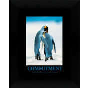 """Crystal Art Gallery - Commitment - 20""""W x 24""""H, Straight Fit Framed"""