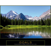 "Crystal Art Gallery - Goals Canvas - 28""W x 22""H, Canvas Wrap"