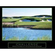 "Crystal Art Gallery - Challenge Canvas - 20""W x 16""H, Canvas Wrap"