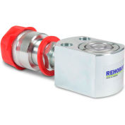 """REHOBOT 39516, Single Acting Low Push Cylinder CLF50-10P, 5.6 Tons, 0.4"""" Stroke"""