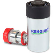 """REHOBOT 40238, Compact Single Acting Push Cylinder with Spring Return CFC102P, 12.5 Tons, 2"""" Stroke"""