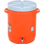 Rubbermaid FG16100111 - Insulated Beverage Dispenser, 10 Gallon, Spigot, Carrying Handles
