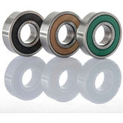 ORS 63003-2RS Deep Groove Ball Bearing - Wide Width Double Sealed 17mm Bore, 35mm OD