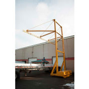 Griffin™ Skidded Fall Protection System, 60' x 12', 2 Person Capacity
