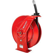 "Reelcraft F7925 OLP 3/4""x25' 250 PSI Spring Retractable Fuel Delivery Hose Reel"
