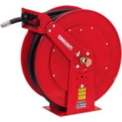 "Reelcraft FD83075 OLP 3/4""x75' 250 PSI Spring Retractable Fuel Delivery Hose Reel"