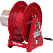 Reelcraft LC312 123 Hand Crank Cord Reel, 25 AMP