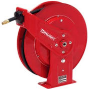 Reelcraft PW7650 OHP 3/8 x 50' 4500 PSI Pressure Washer Hose Reel