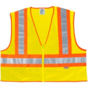Luminator™ Class II Safety Vests, RIVER CITY WCCL2LX2, Size 2XL