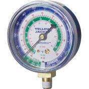"""Yellow Jacket® 2-1/2"""" Blue Low Side Gauge 49052"""